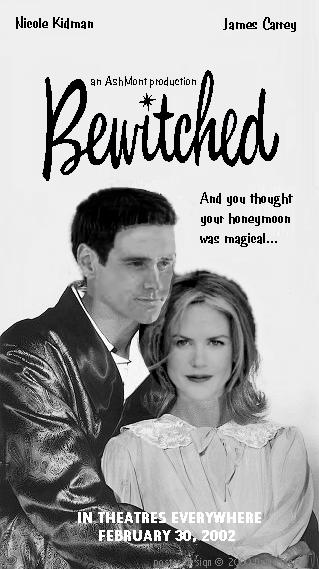 Parody Of TV Show Bewitched